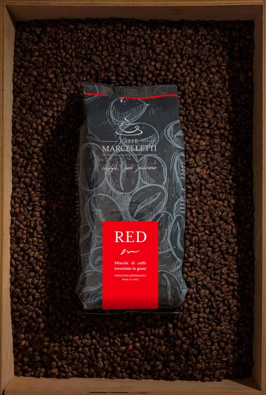 Caffè Marcelletti Red
