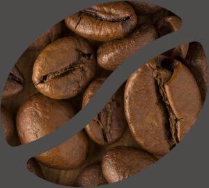 Chicco di caffè Marcelletti