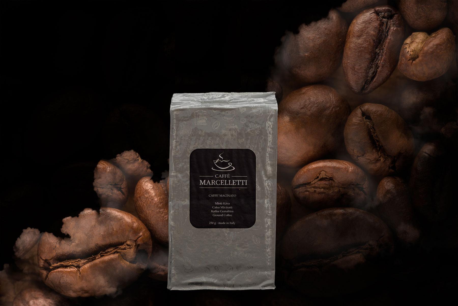 Caffè Macinato Marcelletti
